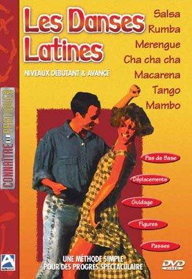 Bild von Les danses latines - Niveau débutant et avançés [FR Import]