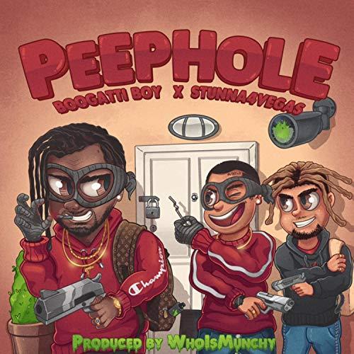 Peephole (feat. Stunna 4 Vegas) [Explicit] Peephole