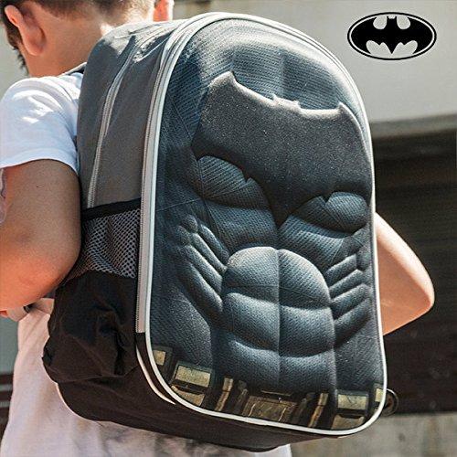 Mochila escolar 3D Batman