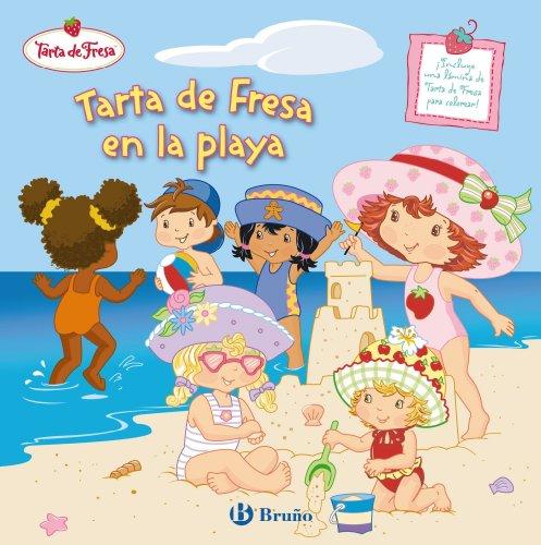 Tarta De Fresa En La Playa/Strawberry Pie in the Beach