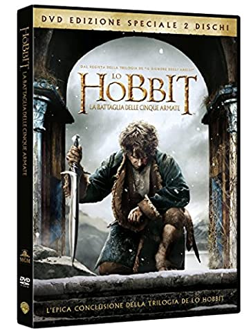 Lo Hobbit - La Battaglia Delle Cinque Armate [2 DVDs] [IT (Pace Lilly)