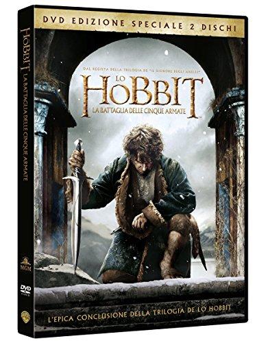 Lo Hobbit: la Battaglia delle Cinque Armate (DVD)