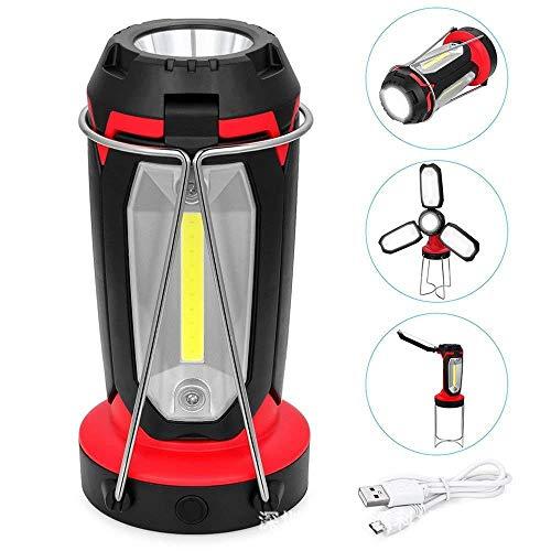 RongDuosi Camping Light Charging Tragbare Arbeitsleuchte Notlicht Wartung Wandern Camping Reise Taschenlampe Outdoor-Ausrüstung Outdoor-Produkt -