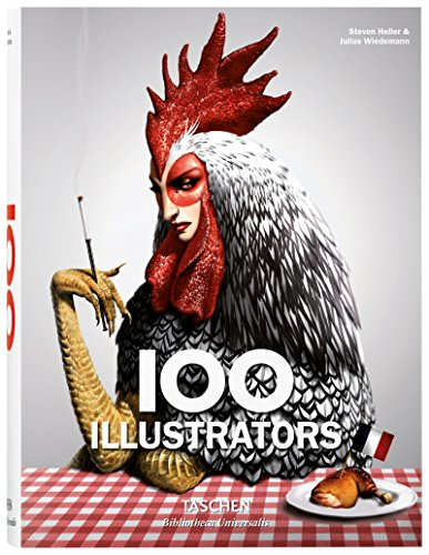 100-illustrators-ediz-italiana-spagnola-e-portoghese