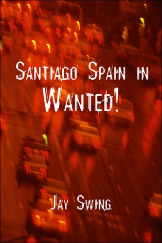 Santiago Spain in Cover Image