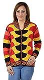 Shree Mark Womens / Ladies / Girls Woolen full Sleeve Winter Wear Buttoned Cardigan and Womens / Ladies / Girls Woolen Full Sleeve Sweater.(Type-Women