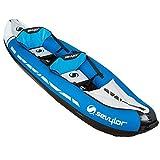 Sevylor Wabash aufblasbar 2Canoe-Kayak, blau, Einheitsgröße