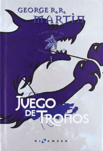 Juego De Tronos. Canción De Hielo Y Fuego - Volumen 1 (Gigamesh Éxitos) por George R.R. Martin