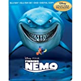 Finding Nemo Blu-ray Viva Metal Box - Future Shop Exclusive [Canada Import]