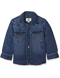 Timberland Boy's Chemise manches longues Shirt