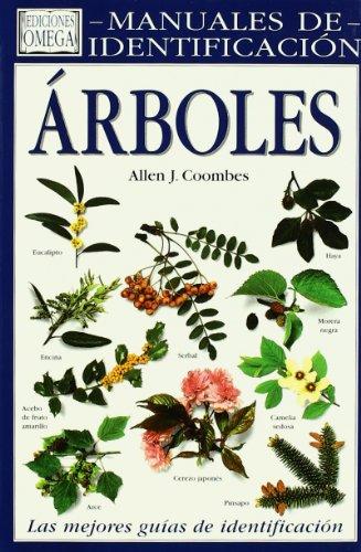 Arboles - Manuales de Identificacion por Allen Coombes