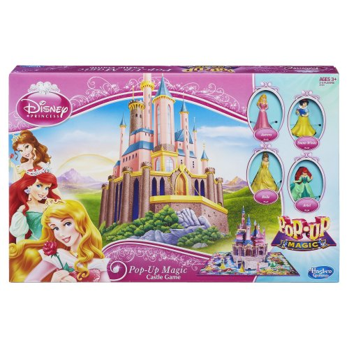 Disney Prinzessinnen Quiz - Hasbro Disney Prinzessin Pop-Up Zauberei Pop-Up