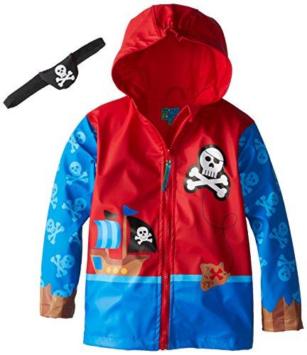 Stephen Joseph SJ860129A45pioggia cappotto, misura 110/116, Pirata