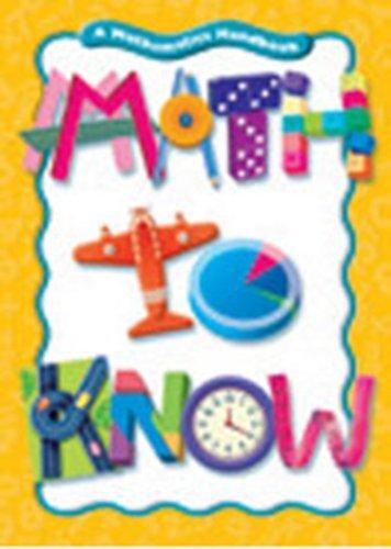 SPA-MATEMATICAS PARA SABER (Guia de matematicas) por Mary C. Cavanagh
