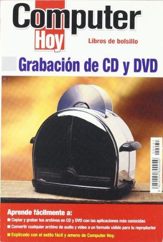 Grabacion De Cd Y Dvd Computer Ho