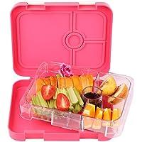 insalata Bento lunch box con 4scomparti, approvato