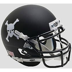 NCAA Army Schwarz Knights Mini Authentische XP Football Helm, Classic, Mini