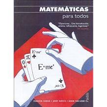 Matemáticas para todos (Para Todos / for Everyone)