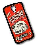 KOOLART Petrolhead Speed Shop Design für Retro Mazda MX 5 MX5 Hartschale Case PASST Samsung Galaxy S4
