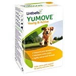 Lintbells | YuMOVE Young and Active Dog | Hip and Joint Supplement for Dogs to Support Active and Growing Joints Aged 2 to 6 | 60 Tablets