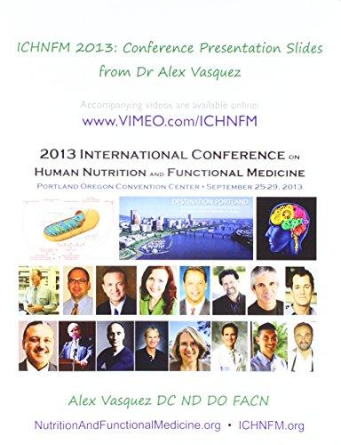 ICHNFM 2013: Conference Presentation Slides from Dr Alex Vasquez: Accompanying videos are available online: www.VIMEO.com/ICHNFM