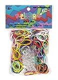 Rainbow Loom Gummibänder Mix