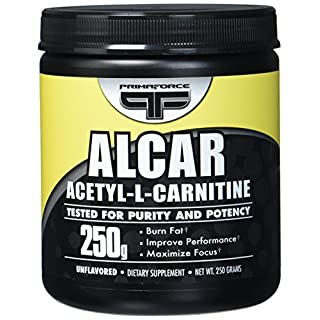 Primaforce Acetyl-L-Carnitine Powder Standard 250 g