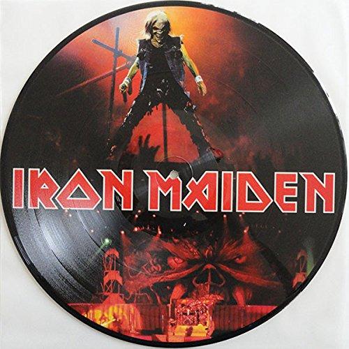 33T. IRON MAIDEN. PICTURE DISC.LIVE STUTTGART.29/04/82.LIMITED EDITION (Iron Maiden Picture Disc Vinyl)