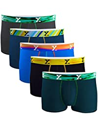 XYXX Men's Micro Modal Trunk (Pack of 5)