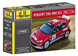 Glow2B Heller - 80113 - Maqueta para construir - Peugeot 206 Wrc '03 - 1/43