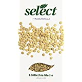 Select Lenticchie Medie Coltivate in USA - 400 gr