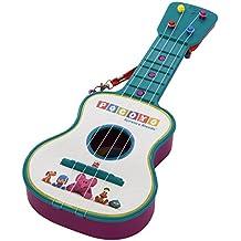 Claudio Reig Pocoyo REIG319 - Guitarra en estuche, 4 cuerdas, [colores surtidos]