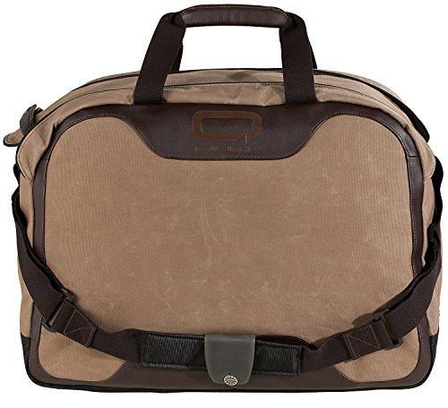 Dermata sac de voyage en cuir, Vollrindleder / braun (Marron) - 5500Abr