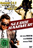 Sledge Hammer - Season 1+2 Box [4 DVDs] -