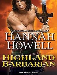 Highland Barbarian (Murray Family) by Hannah Howell (2014-04-09)