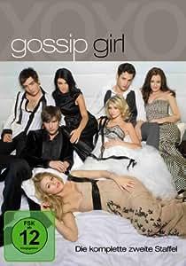 Gossip Girl - Die komplette zweite Staffel [7 DVDs]