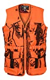 Jagdweste Percussion Stronger ghostcamo Gr. XX-Large, Camo fluo
