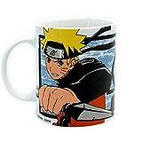 Naruto Shippuden - Keramik Tasse - Kakashi & Naruto - Geschenkbox