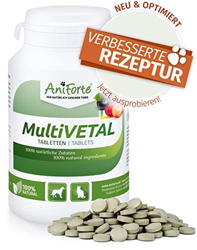 Vitaminas y Minerales Esenciales para Perros y Gatos (250 pastillas) | Producto...