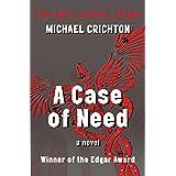 A Case of Need: A Novel (English Edition)