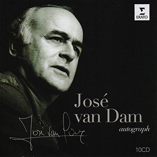 José Van Dam : Autograph