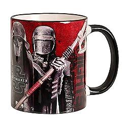 Elbenwald Star Wars Keramik-Tasse Knights of Ren Rise of Skywalker 320ml