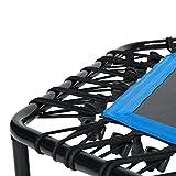 SportPlus Fitness Trampolin, Bungee-Seil-System, Ø 110 cm, bis 130 kg Benutzergewicht Bild 4