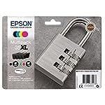 Epson Schloss T35 Original Tintenpatrone Multipack XL (CMYK)
