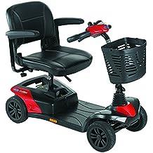 Scooter Colibri | 4 ruedas |Color Rojo batería: ...