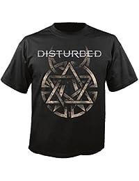 Disturbed Symbol - Logo - T-Shirt