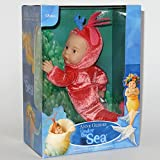 Anne Geddes Unter dem Meeresspiegel Garnele under the sea bean filled collection Shrimp