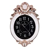 Clock- Kreative Wanduhr, Silent Quarzuhr Wanduhr (66 * 43cm) (Farbe : B)