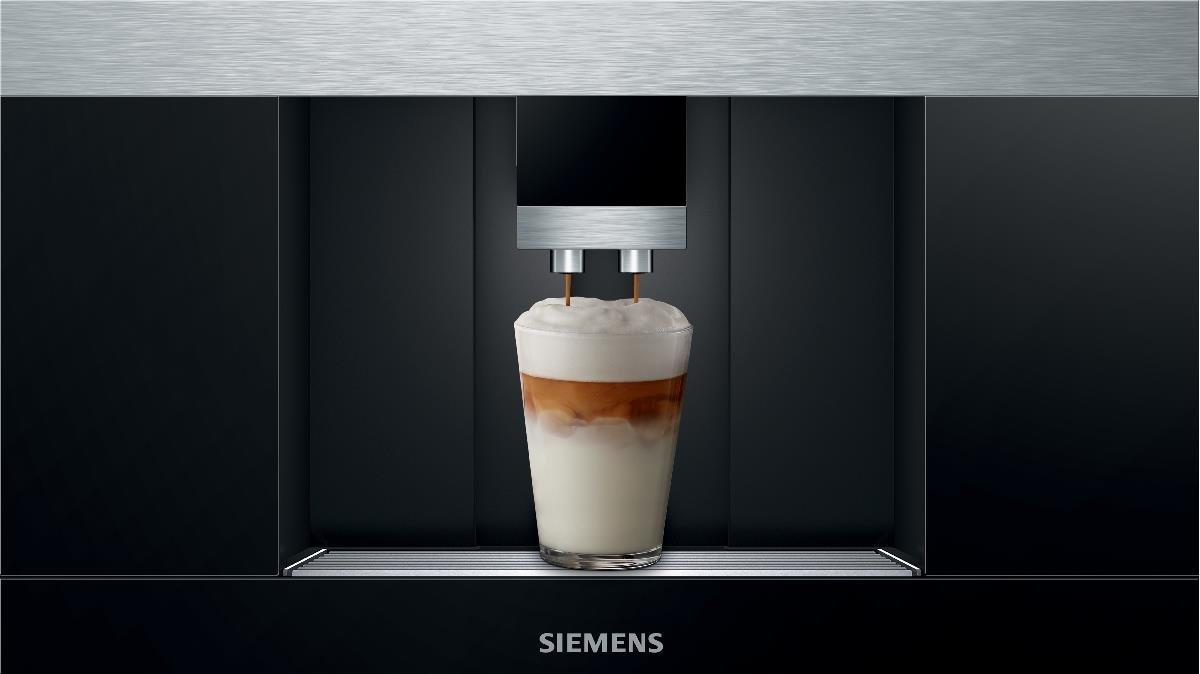 Siemens-Einbau-Kaffeemaschine