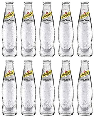 Schweppes - Dry Tonic Water - 10x0,2l inkl. Pfand